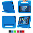 Kids Friendly Shock Proof Handle Case Cover for Amazon Kindle Fire 7 HD 8 HD 10