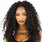 Remeehi afro kinky curly 100% Brizilian remy human hair full/front lace wigs