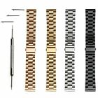 Stainless Steel Band Link Bracelet For Motorola Moto 360 2nd Watch 42mm 46mm