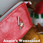-Little Red Riding Hood-Pencil Bag Pen Case Handy Pouch Makeup Cosmetic Holder