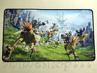 Final Fantasy 14 YGO VG MTG CARDFIGHT Game Large Keyboard Mouse Pad Playmat #32