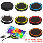 QI Wireless Charging Charger Pad For iPhone Samsung Galaxy S6 LG Nexus Nokia