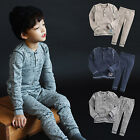 "Wholesale Vaenait baby Lots 5set Pajama Set Toddler Kids ""Boys Melange"" 12M-7T"