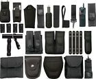 Police Officer EMS Security Duty Belt Pouches  Rigs Your Choice