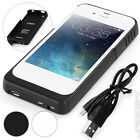 iPhone 4/4s Rechargeable Mobile Phone Case Cover Protection Smartphone Accessory