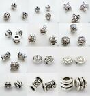 Metal Beads For Jewellery Making, Silver Tibetan Beads You Choose!