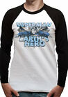 "Official DC Comics Superman ""Earth's Hero"" Long Sleeve Unisex Crew Neck T-shirt"