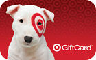 Target GiftCard™ $50/ $100/ $150 US Mail Delivery