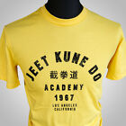 Jeet Kune Do Bruce Lee T Shirt Martial Art Kung Fu MMA Karate Enter the Dragon y