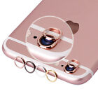 Phone Camera Lens Protecting Protective Cover Ring For iPhone 6 6S 6Plus 6S Plus
