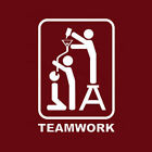 TEAMWORK drinking keg party stand gravity bong NEW GILDAN TSHIRT all sizes