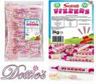 Mini Fizzer Rolls Party Bag Fillers Favours Sweets choose amount
