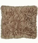 Catherine Lansfield Cuddly Faux Fur Cushion Covers 8 Colours