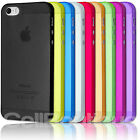 For Apple iPhone Case 4s 5s 6s se 5c 7 Plus Ultra Slim Cover Back