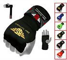 Inner Hand Wraps Gloves Boxing Fist Padded Bandages MMA Gel Strap Mitts Kick