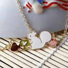 NEW Fashion Charm Jewelry Choker Chunky Statement Bib Pendant Chain Necklace