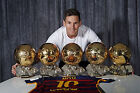 Lionel Messi - FC Barcelona - 2015/16 - A1/A2/A3/A4 Poster / Photo Print