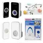 Door Bell Wireless Plug in Safety Chime Remote Control Battery Portable Musical