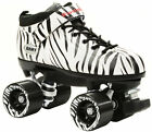 Riedell Zebra Dart Quad Roller Derby Speed Skates Kid - Adult