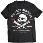 9338 Frog Brothers T-Shirt The Lost Boys Santa Carla Bros Zombies Vampires