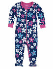 hatley footed coverall one piece grow SUMMER GARDEN