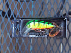"SAVAGE GEAR LARVAE 2 1/8"" 3/16 oz SLOW FLOAT TROUT BASS LURE SELECT COLOR"