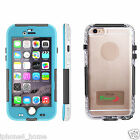 iPhone 6/6s Plus Redpepper Water & Shockproof Heavy Duty Blue Case Cover