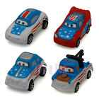 New No.95 Ligtening MCqueen Sally Luigi Plastic Toy Pullback Racer Cars Vehicles