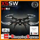 Syma X5SW WiFi FPV Real-Time 2.4G 6Axis 4CH 2MP Camera RTF RC Quadcopter AUStock