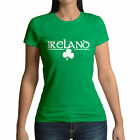 Ireland Printed T-Shirt St Patricks Day Paddys Irish Mens Girls Tee Top New Size