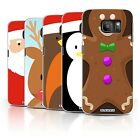 Christmas Character Phone Case/Cover for Samsung Galaxy S7/G930