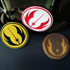 3 PCS STAR WARS JEDI MORALE MILSPEC TACTICAL AIRSOFT US ARMY RUBBER PATCH $7.99 USD on eBay
