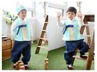 Korean hanbok traditional costumes baby to boy 1-14 AGES First Birthday dol dohl