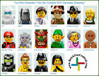 LEGO® 71002 Minifigure Series 11 YOU PICK character SAME DAY ship