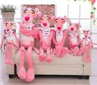 Animation Pink Panther Stuffed Animals Plush Baby Doll Toys Kids Gift Soft