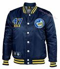 Parramatta Eels 2016 Mens Baseball Jacket 'Select Size' S-5XL BNWT