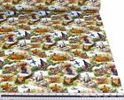 Game Birds Pheasants Grouse 100% Cotton High Quality Fabric Material *3 Sizes*