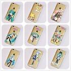 Vocaloid Japanese Anime Manga iPhone 4s 5s 5c 6 6s Plus Case TPU Free Shipping