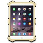 LOVE MEI Shockproof Gorilla Glass Rugged Metal Case Cover for Apple iPad Mini 4