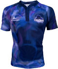 Olorun Philadelphia Phantoms Rugby Shirt - Blue/Navy S-7XL