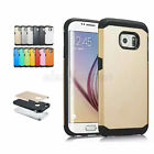 New Luxury Hard PC Protective Hybrid Shockproof Case Cover for Samsung Galaxy
