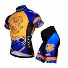 Sobike Suits Cycling Short Sleeve Short Jersey & Shorts-Smriti