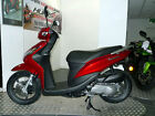 NEW Honda Vision 50cc Scooter. Red. £1, 750 On The Road