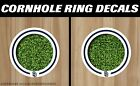 San Diego Padres White Cornhole Ring Bag Toss Cast Vinyl HD Hole Decals on Ebay