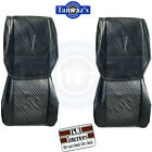 1965 GTO LeMans Front Bucket & Rear Seat Upholstery Covers PUI New