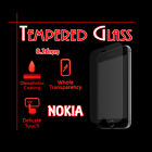 Mecasy_Nokia Lumia Premium Real Tempered Glass Screen Protector High Quality