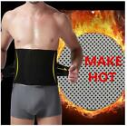 men tummy body shapers stomach belly fat burning band waist trainers girdles