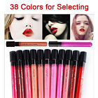 38 Colors Menow M.nBrand Makeup Matte China Lip Gloss Liquid LipstickLip Plumper