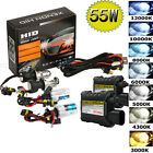 hid bulb kits - 55W HID Xenon Headlight Conversion KIT Bulbs H1 H3 H4 H7 H11 9005 9006 880/881