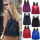 Women's Waterproof Nylon Small Backpack Rucksack Cute Travel bag Anti-theft